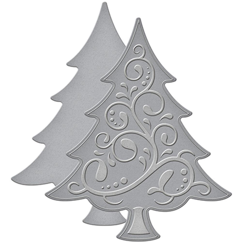 ScrapbookPal.com - Spellbinders Shapeabilities Die D-Lites - Fancy Tree, $6.99 (http://www.scrapbookpal.com/spellbinders-shapeabilities-die-d-lites-fancy-tree/)