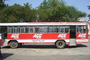 Buses Are A Widely Used Transportation Option In Surat And