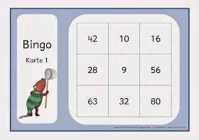 mompitz bingo zum 1x1 schule lernen pinterest bingo math 2 und math. Black Bedroom Furniture Sets. Home Design Ideas