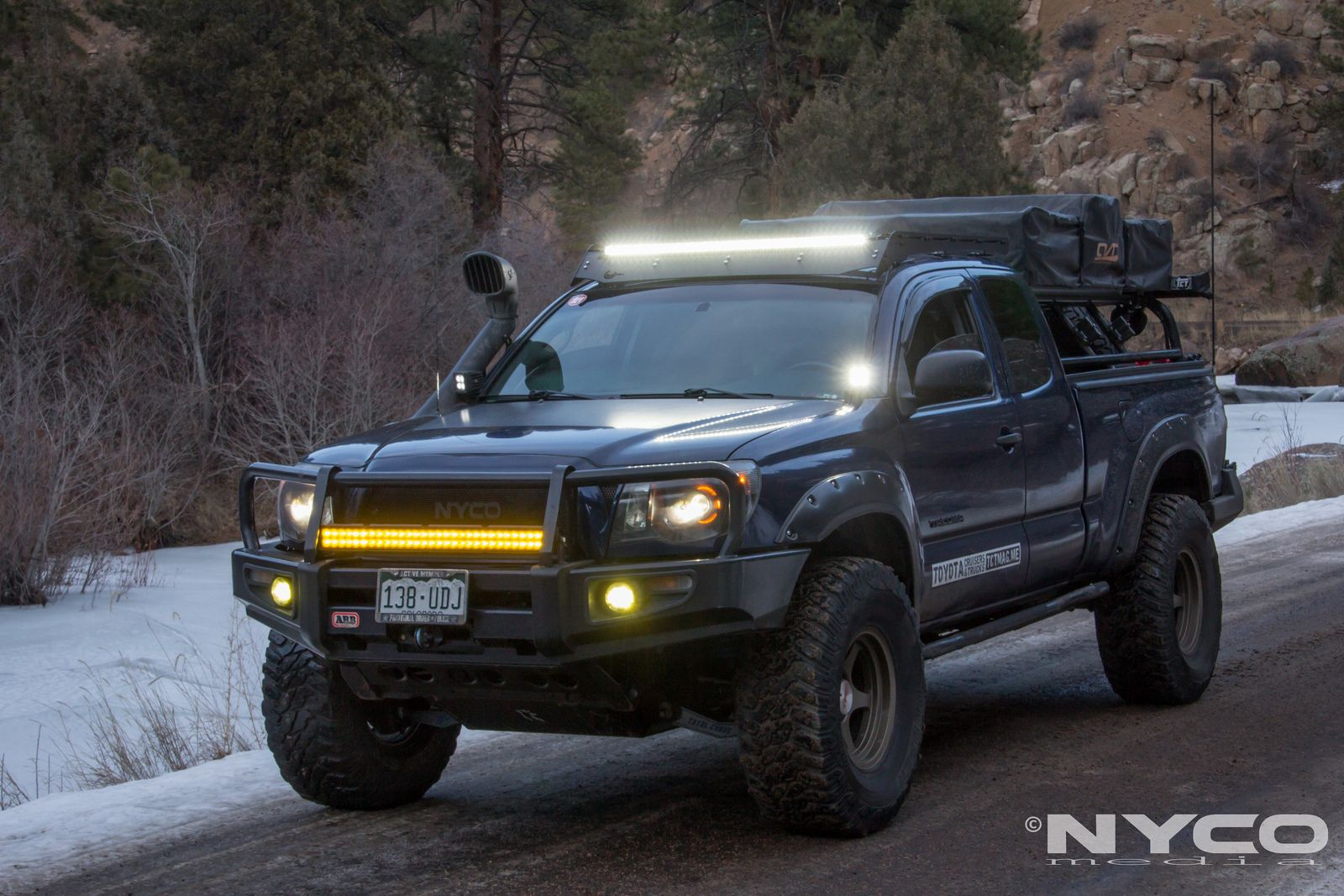 nyco build thread tacoma world forums expedition truck inspo pinterest toyota tacoma. Black Bedroom Furniture Sets. Home Design Ideas