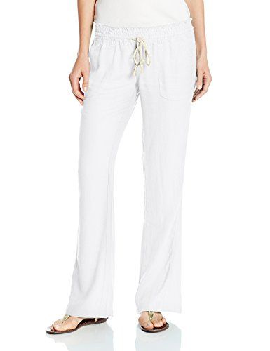 f4ab323d9a Buy Roxy Women's Oceanside Pant: Shop top fashion brands Pants at ✓ FREE  DELIVERY and Returns possible on eligible purchases