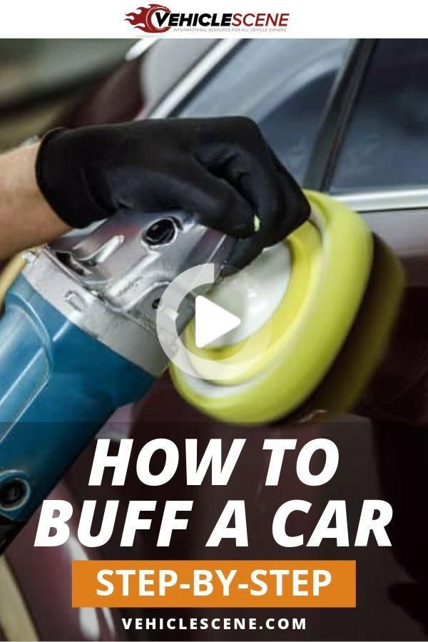 In this guide we learn how to buff a car, why you should do it, on what schedule, what tools and supplies you need, and give a step by step guide to follow. #carmaintenance #cartips #vehiclehowto #vehiclecare #carexterior #cars