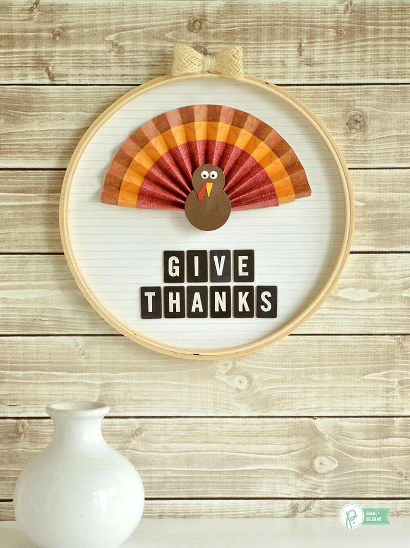 Find This Pin And More On Thanksgiving Fall Ideas By Americancrafts