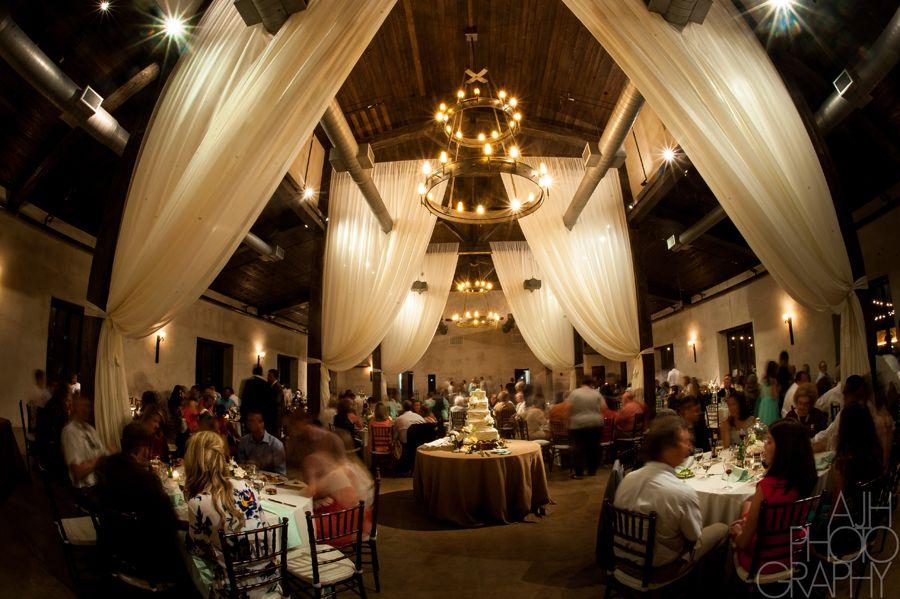 wedding reception at lost mission wedding reception