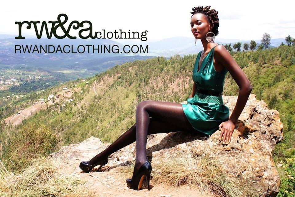 RWANDA CLOTHING  Mount Kigali