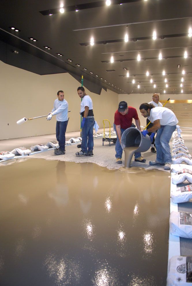 Self Leveling Concrete Is A Versatile Strong Material