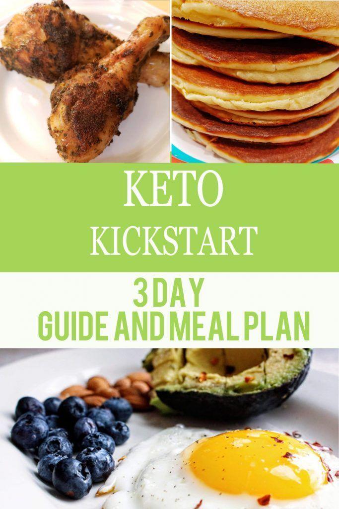 3 Day Keto Diet Plan