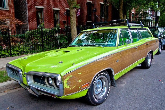 how s this for fast wagon dodge super bee wagon makes wood rh pinterest com
