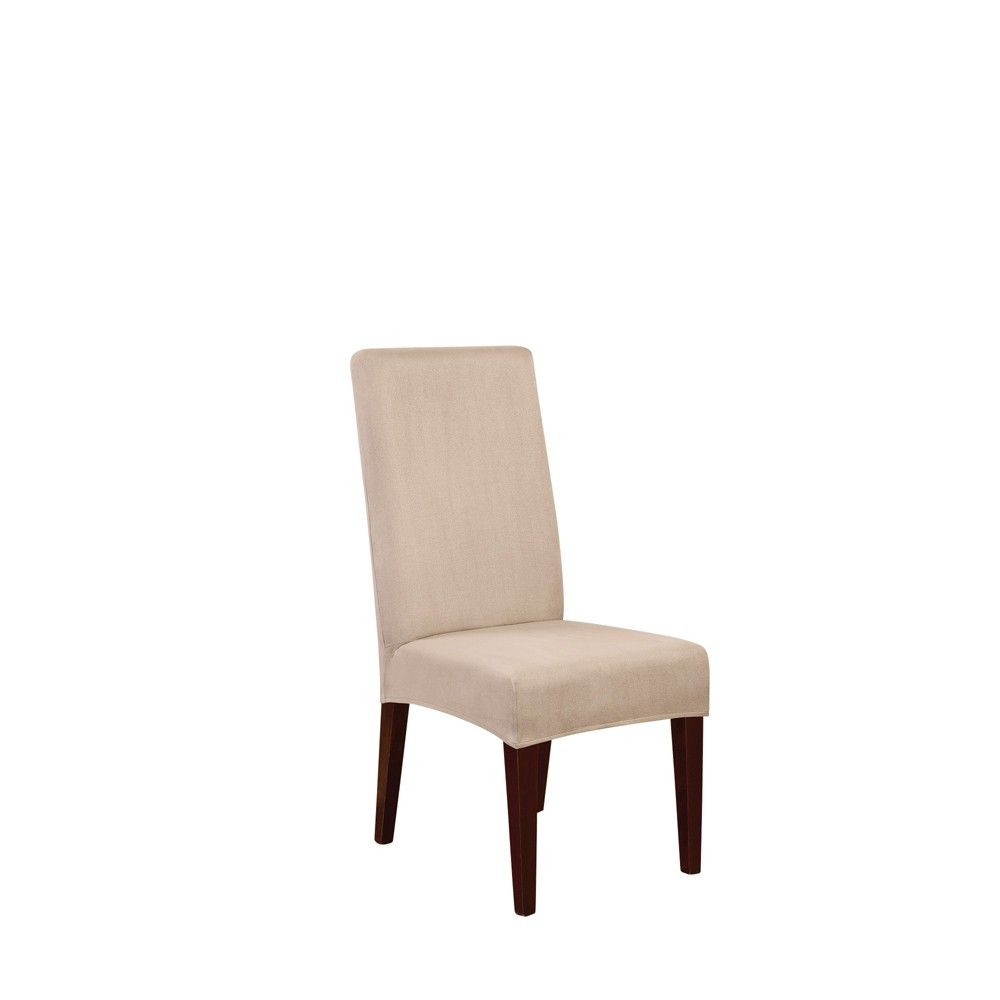give your dining chair a contemporary makeover with this sure fit rh pinterest com