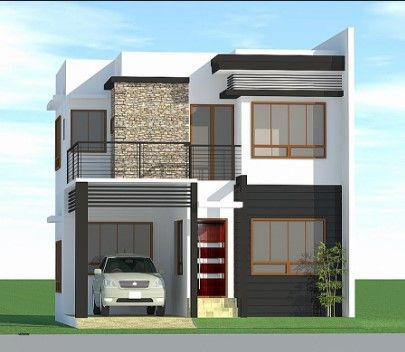 Pin On House Design Small modern house designs pictures gallery