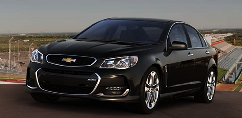 2018 chevrolet ss sedan review uk primary car rh pinterest com