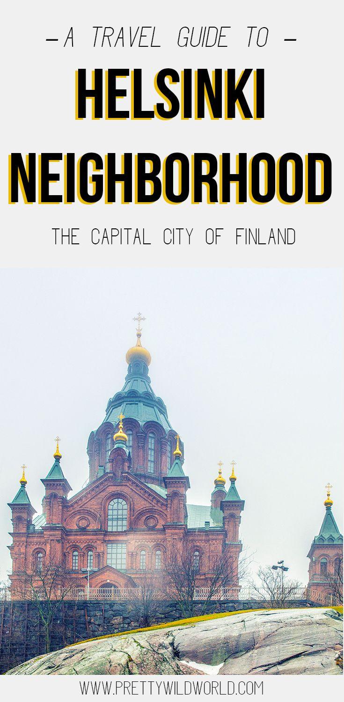 A Neighborhood Guide To Helsinki Finland Pinterest Vuelos