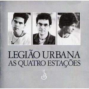 As Quatro Estações est le quatrième album du groupe Legião Urbana lancé en 1989. L'album s'est vendu à près de 2.000.000 d'exemplaires (certifié disque de diamant) après les très bons Legião Urbana (1985), Dois (1986) et Que Pais E Este (1987). Caractéristique...