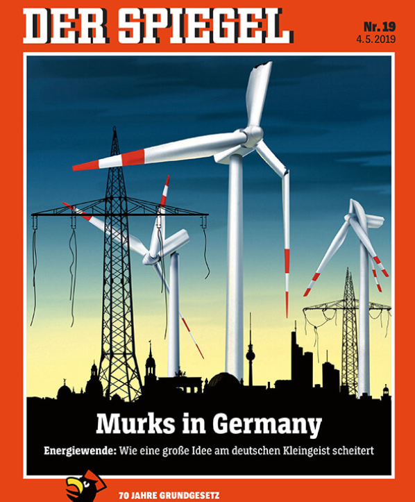 'Clean' Energy Kaput Germany's 'Inevitable' Wind & Solar