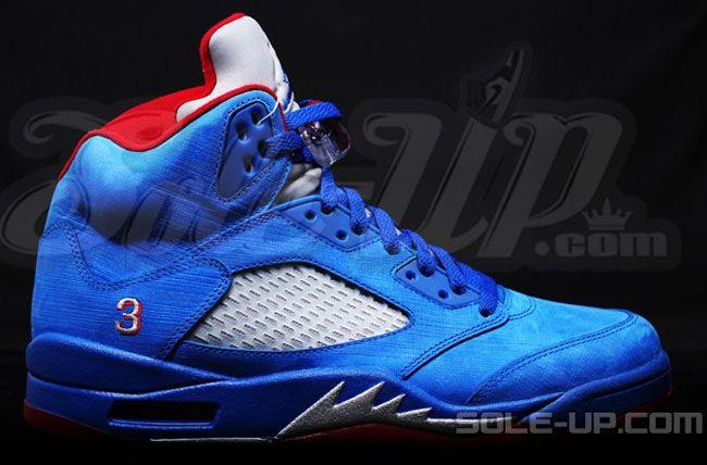 new style 4b717 3700b ... Air Jordan V (5) Retro Chris Paul (CP3) PE Nike ...