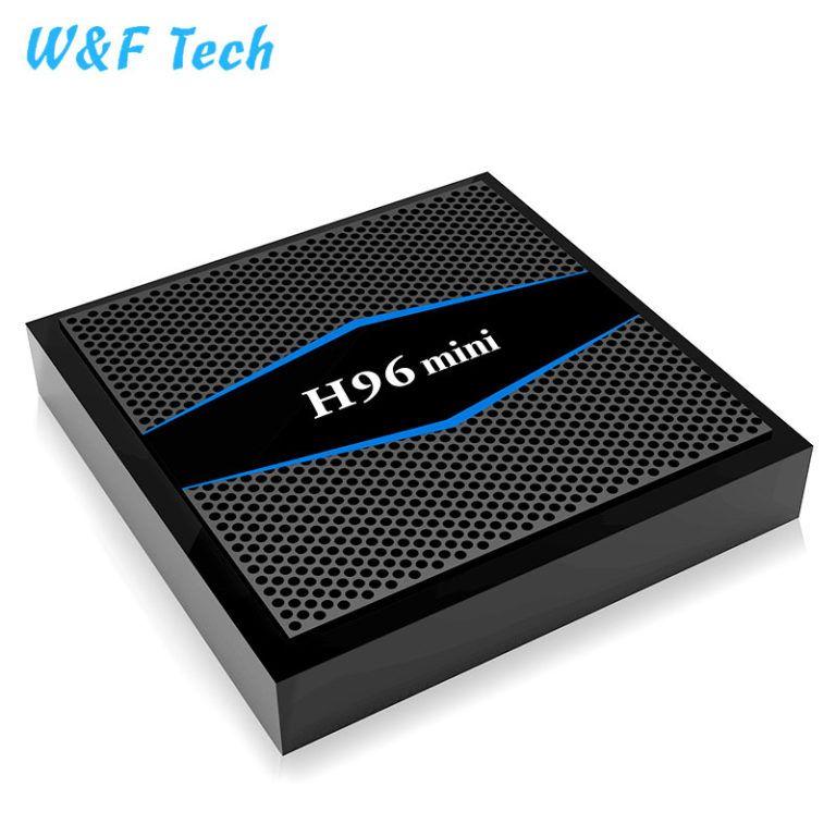 Amlogic S905W H96 MINI ram 2gb rom 16gb set top box