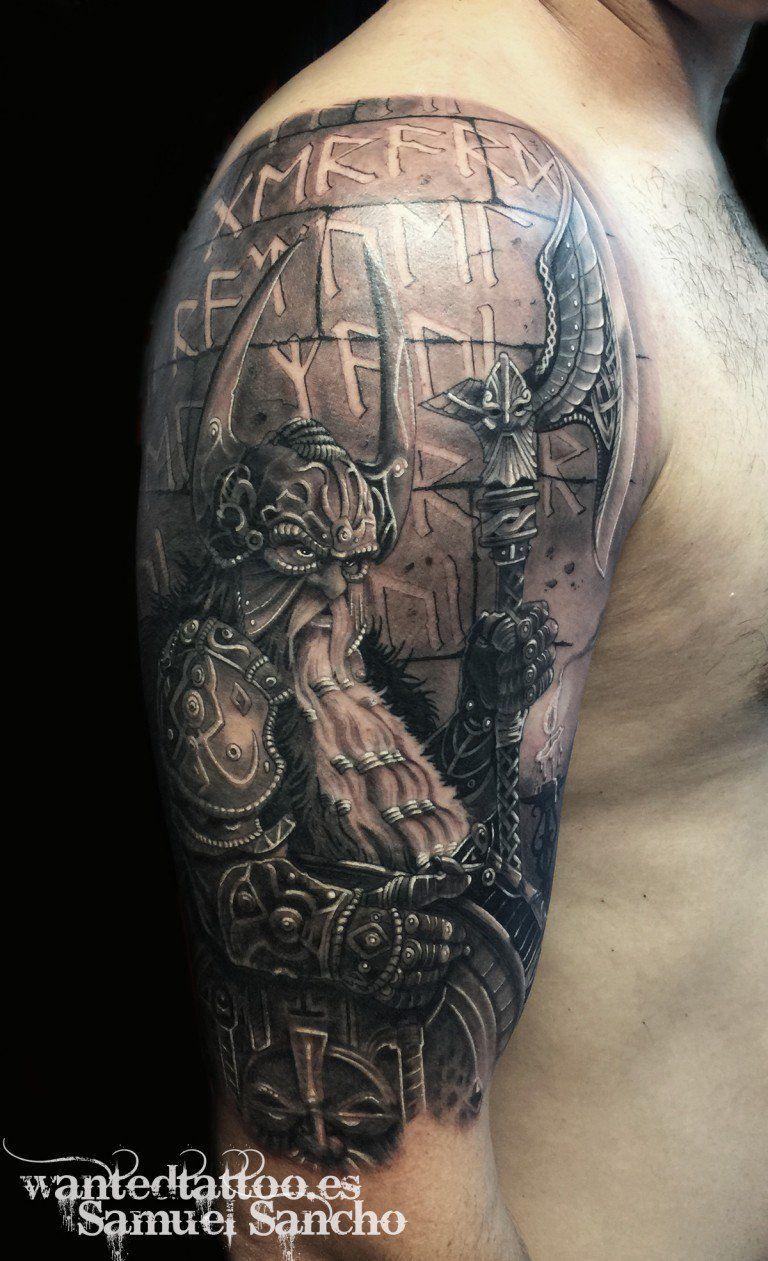 Nordic tattoo magazine