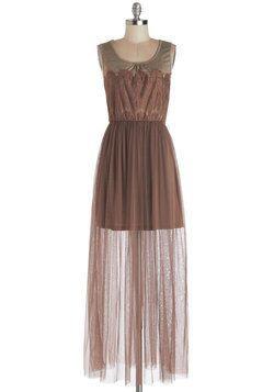 Bohemian elegance dress Modcloth