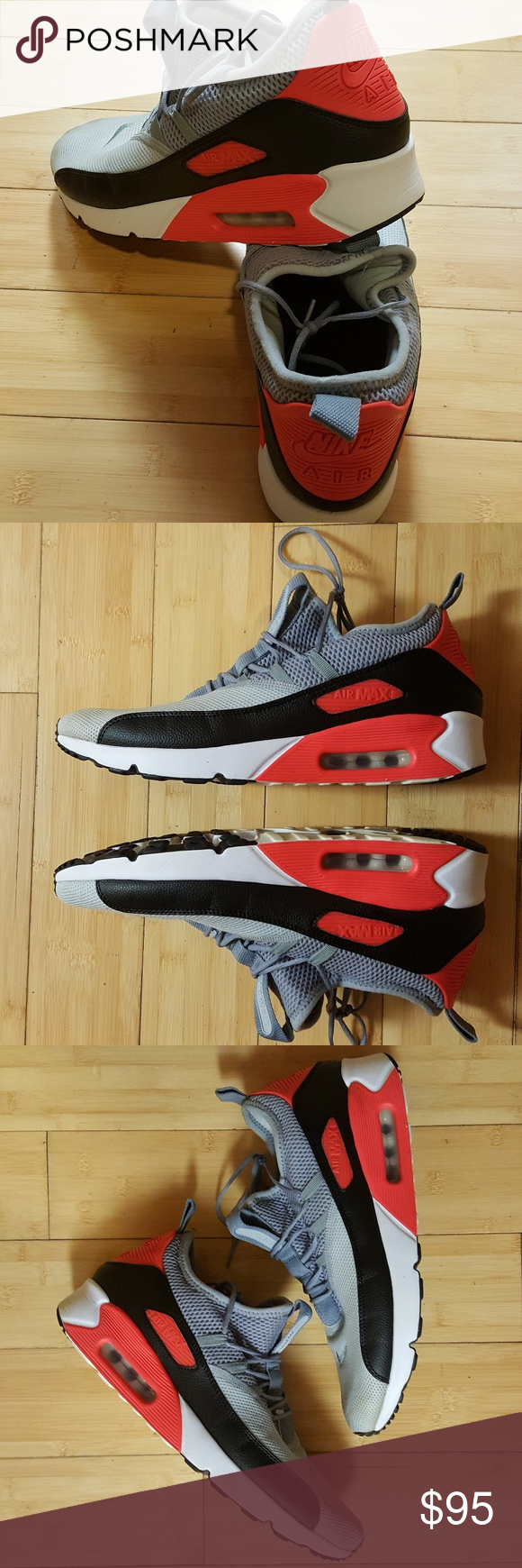 Air Max 90 Hyp Qs usa Nike 613841 440 midnight navy