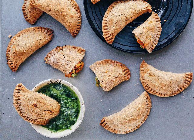 Vegan pumpkin empanadas from argentina pumpkin season pinterest food vegan pumpkin empanadas from argentina forumfinder Gallery