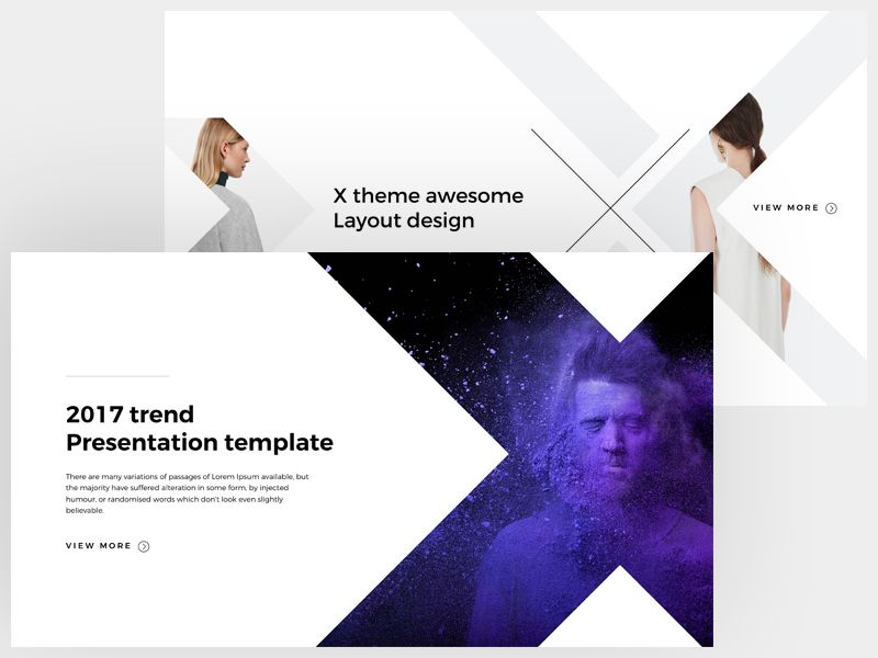 X - FREE POWERPOINT \ KEYNOTE TEMPLATE Keynote and Template - keynote template