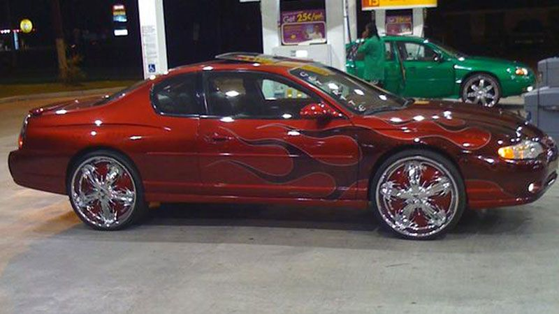 monte carlo rims 2004 chevrolet monte carlo ss jl car collection rh pinterest ca