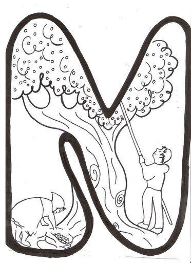 Recursos Para Maestros Carteles De Invierno Letras Infantiles Palabras De Invierno Moldes De Letras