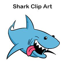 Free Cartoon Shark Clipart Shark Outline And Shark Silhouette Shark Illustration Shark Art Shark Silhouette