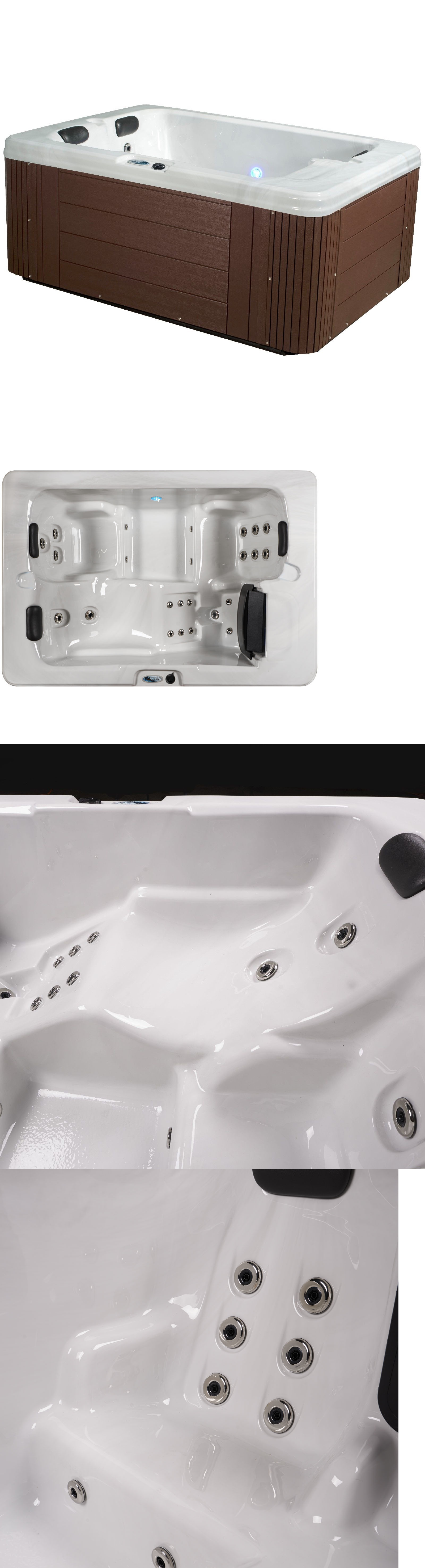 spas and hot tubs 84211 strong spas spa hot tub new overstock rh pinterest com