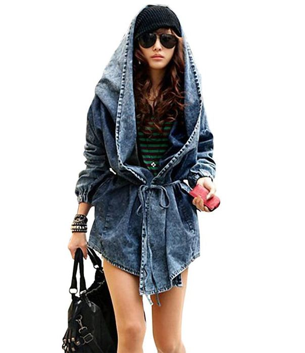 capucha jeans
