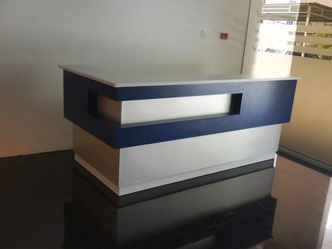 Commercial Cabinets and Commercial Counter Design Kuala Lumpur
