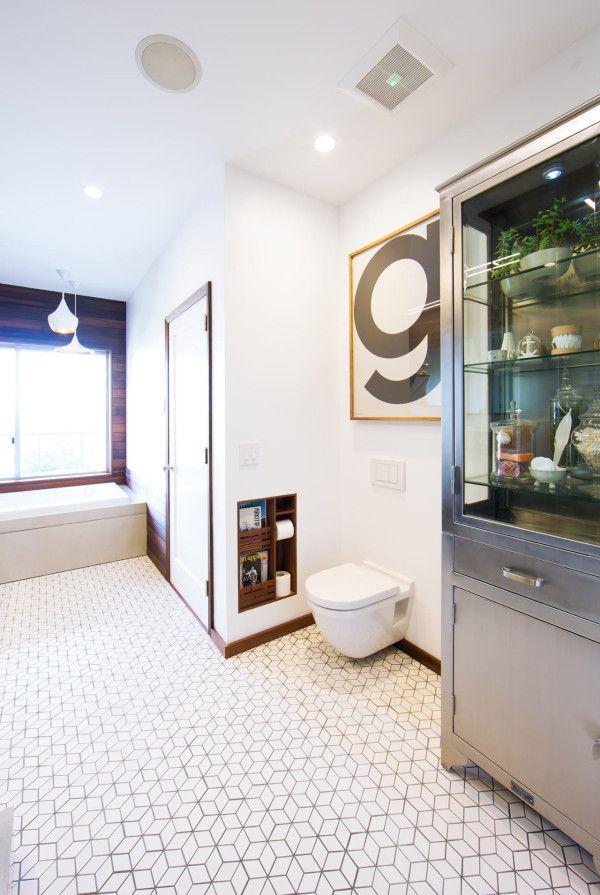A San Francisco Bathroom Renovation  Interior Design