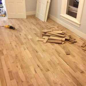 Tavern Grade Hickory Hardwood Flooring