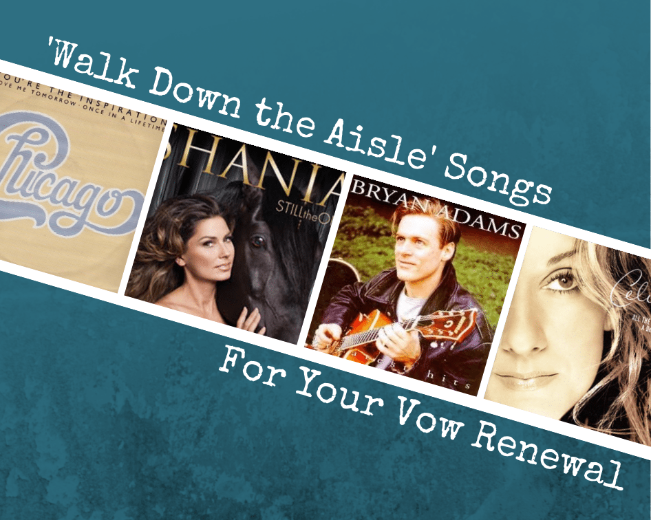invitations wedding renewal vows ceremony%0A Our Favorite  u    Songs to Walk Down The Aisle u      Perfect For Vow Renewals