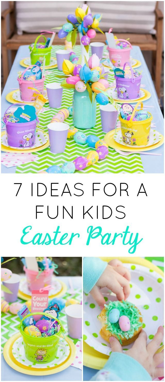 Photo of 7 lustige Ideen für eine Kinder-Osterfeier!