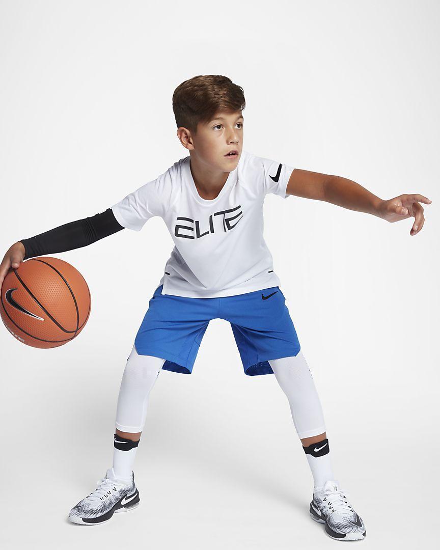 73e5b8b952 Dri-FIT Elite Big Kids' (Boys') Basketball Shorts | Kids | Boys ...