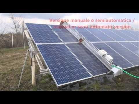 Soluzioni Per Lavaggio E Pulizia Fotovoltaico Solar Panel Cleaning Solutions Lavaggio Pannelli Youtube