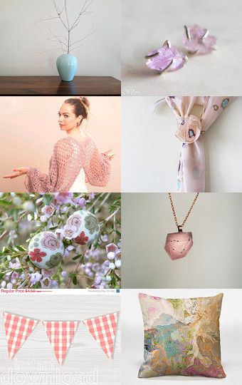 Pastel Pretties by Erin on Etsy--Pinned with TreasuryPin.com