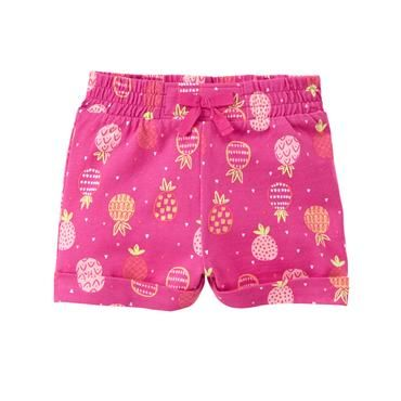Toddler Girls Orchid Pull-On Shorts by Gymboree