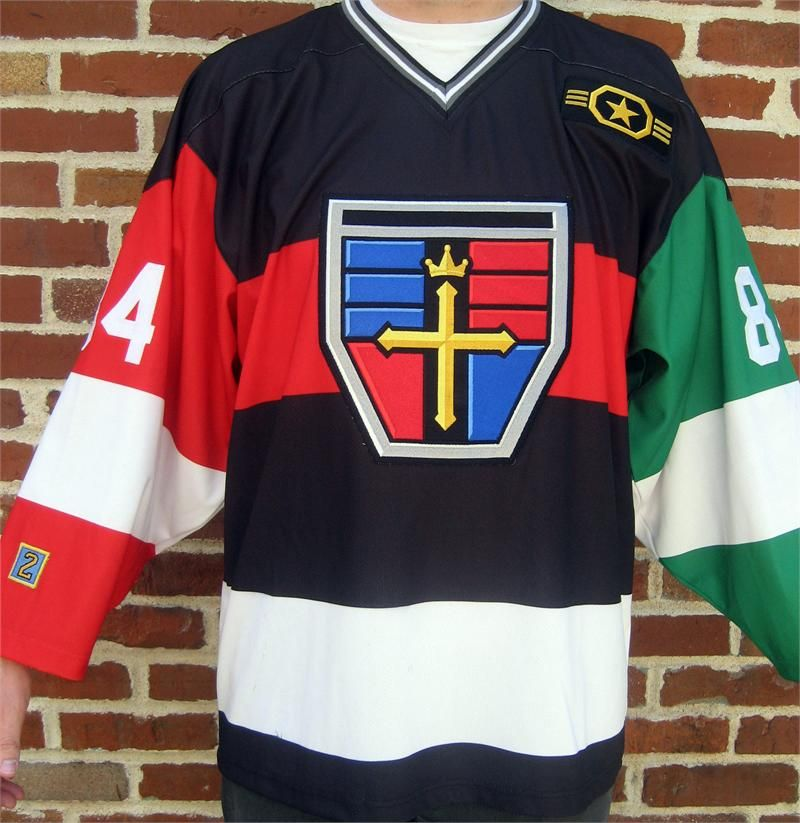 Welcome Hockey Jersey Voltron Hockey