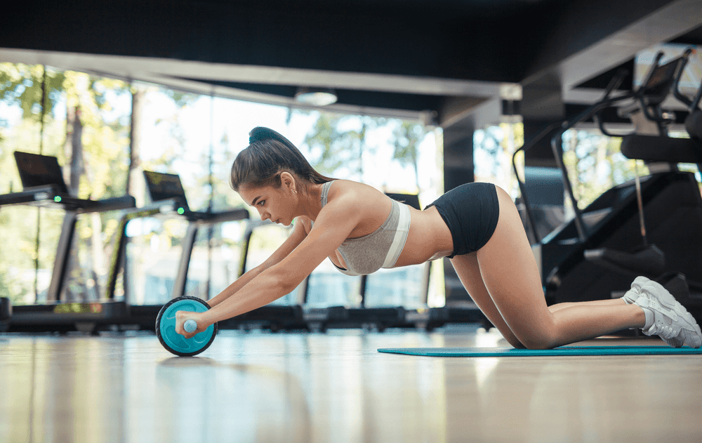 The Best Ab Wheel Workout Routine You Should Follow To Get A Six