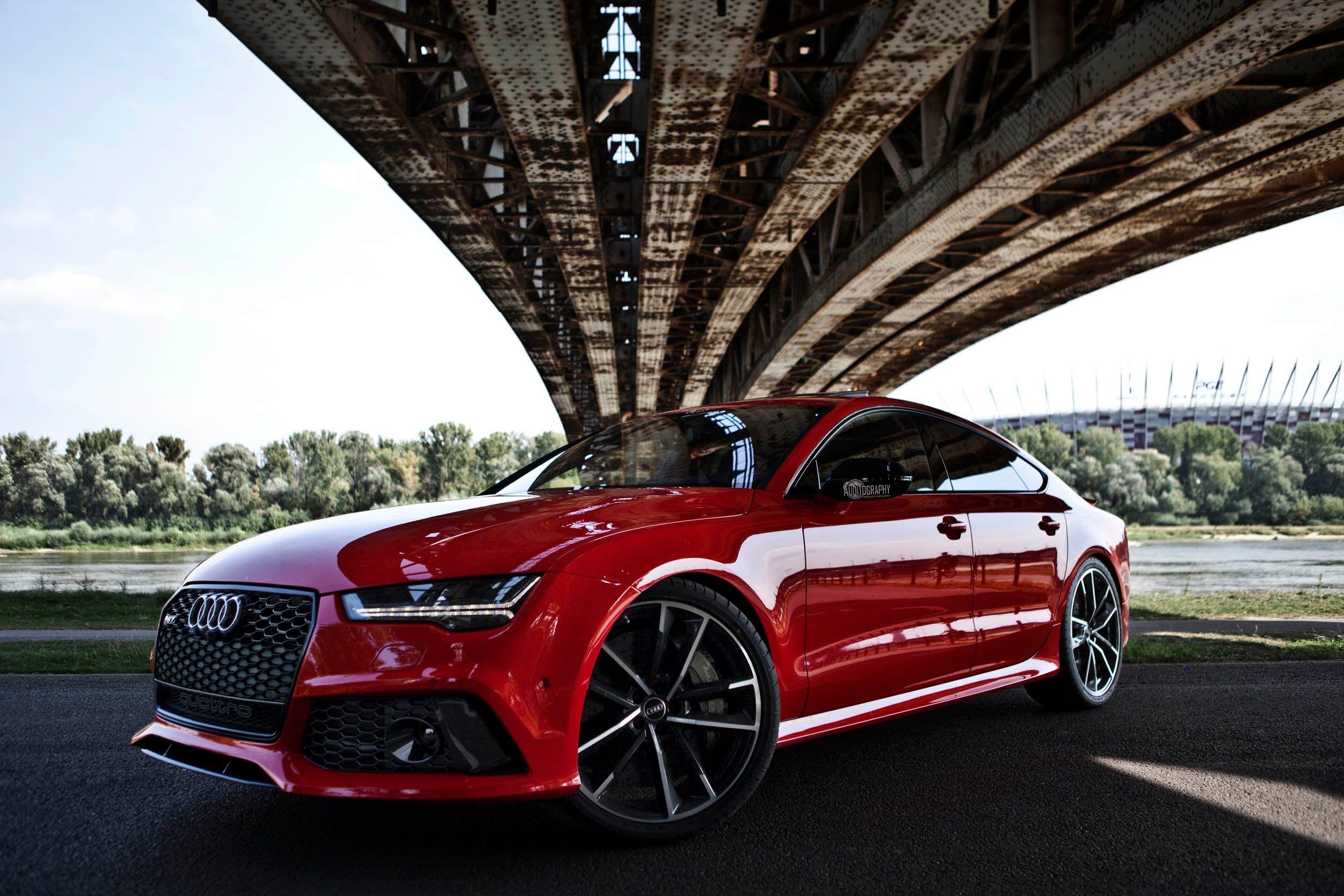 2017 605hp Audi Rs7 Performance Details Launch Acceleration Interior Red Audi Audi Rs7 Sportback Audi Rs7