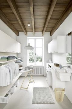 10+ Creative Basement Laundry Room Ideas for Your Home (With Pictures) images