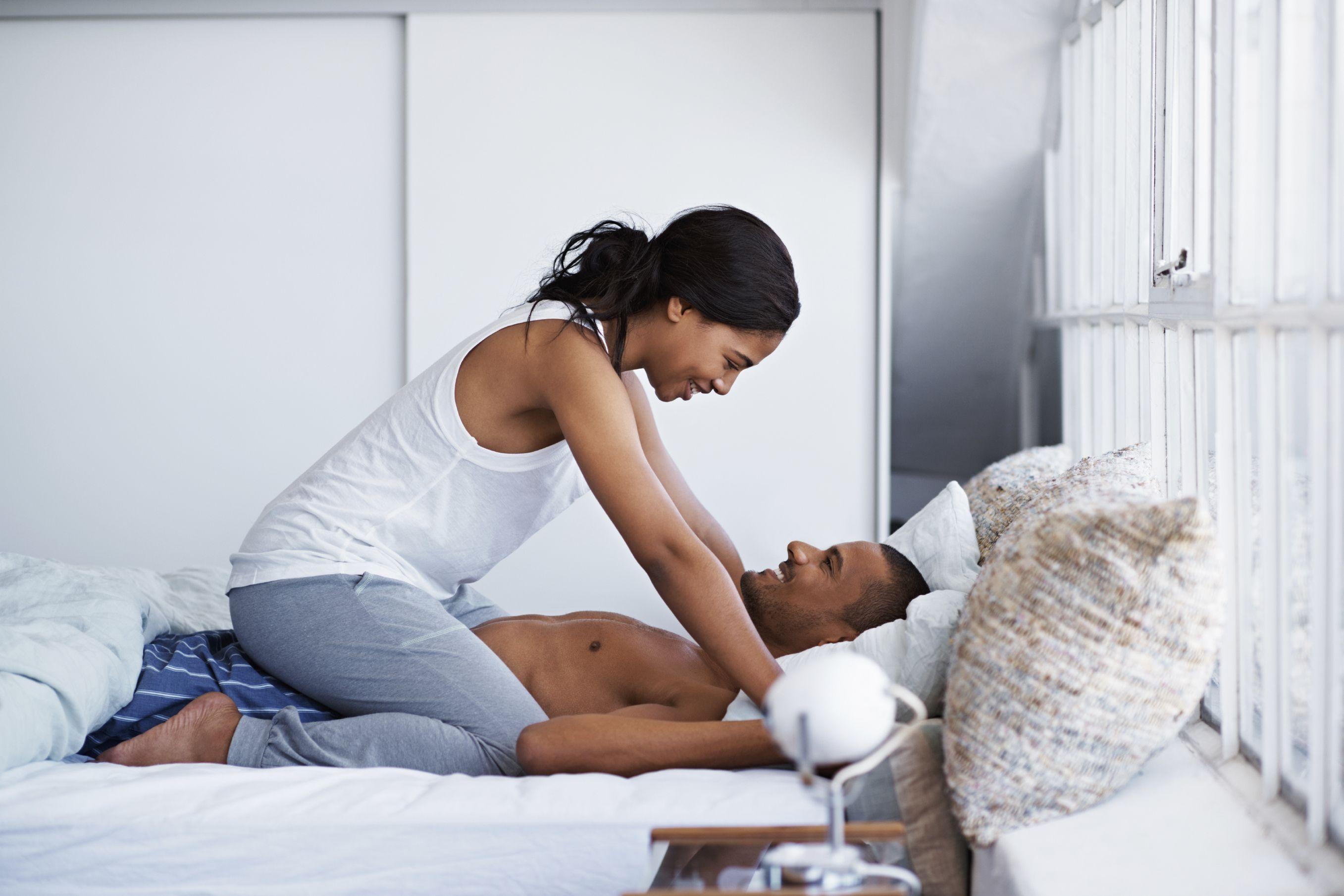 Having man menstrual period sex their woman