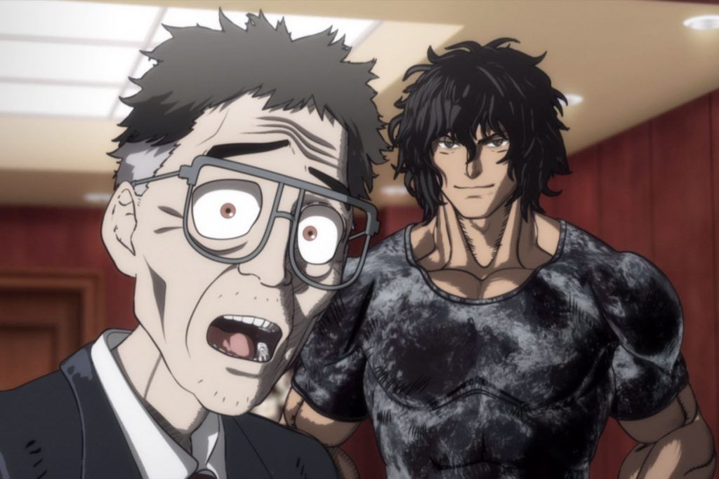 The Kengan Ashura Is The Widely Proclaimed Manga Series With An Anime Adaptation It Became An Outstanding Manga With Its First Ever Anime Anime Galaxy Netflix