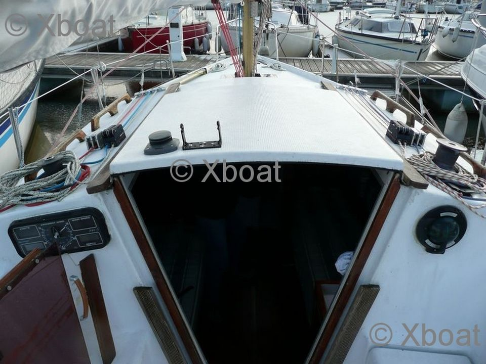 Sailboat JEANNEAU - SANGRIA - Used Sailboat Advert for sale