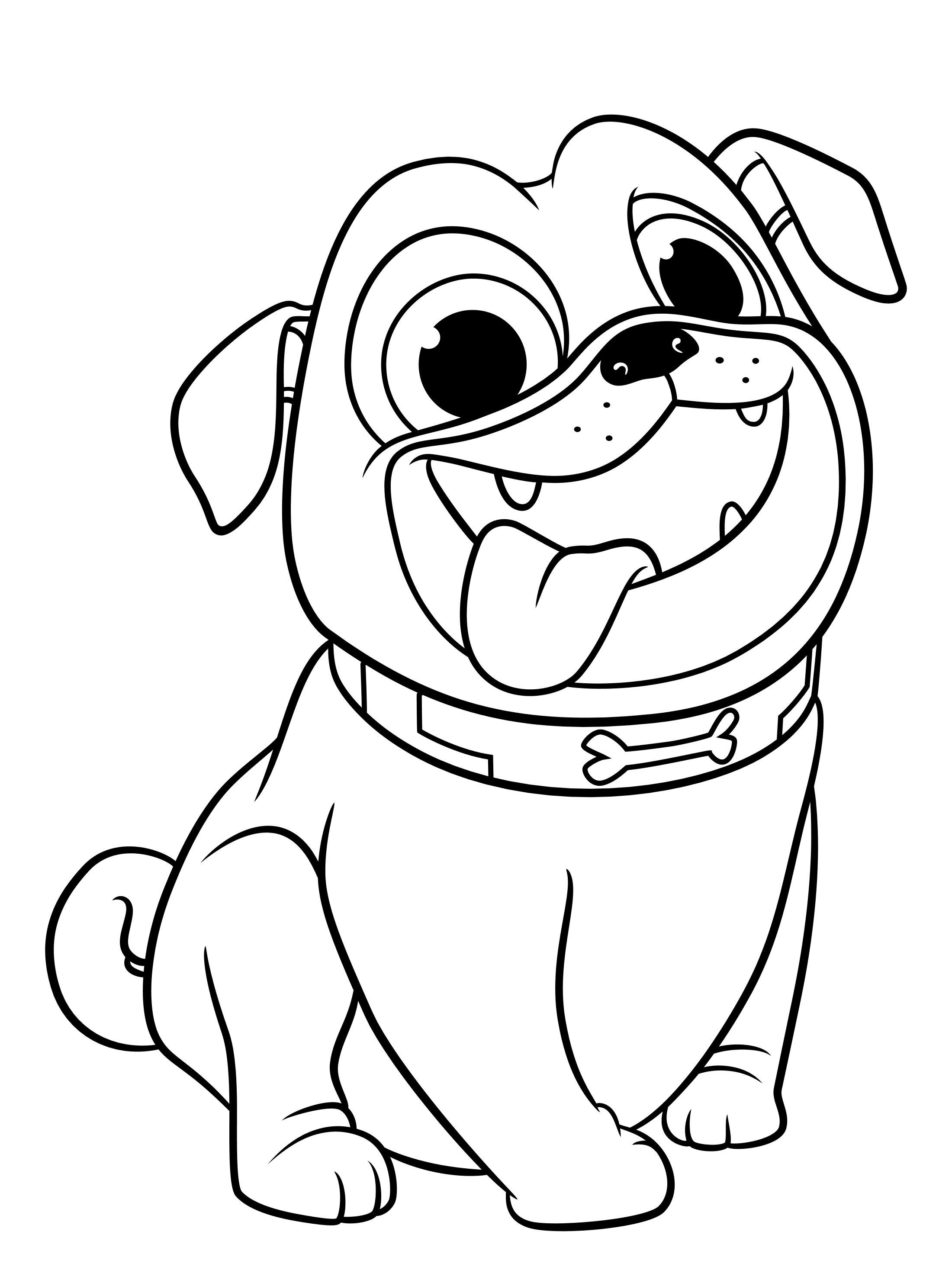 Puppy Dog Pals Coloring Pages Dog Coloring Page Puppy Coloring Pages Animal Coloring Pages