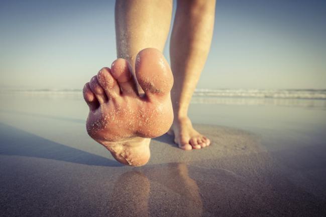 Os Beneficios De Andar Descalco 5 Minutos Todos Os Dias Correr