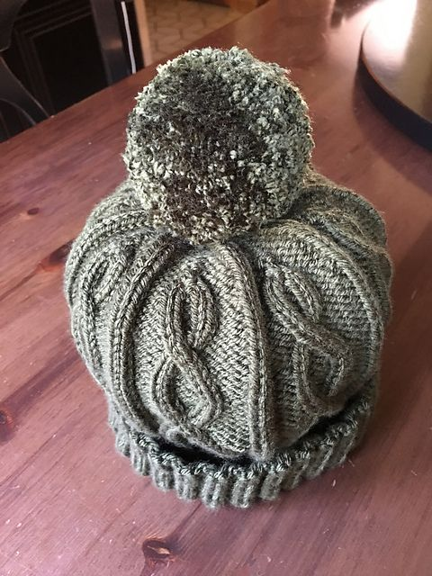 Ravelry: Project Gallery for Declan's Hat pattern by Samantha Kirby