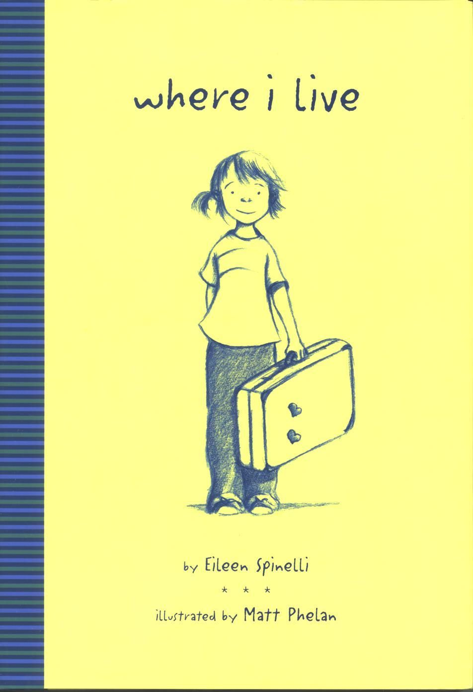 Where i live by eileen spinelli a story in poems for young readers where i live by eileen spinelli a story in poems for young readers whats fandeluxe Choice Image